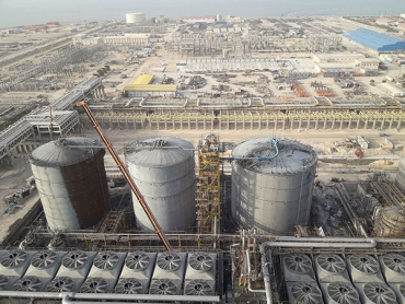Completion of Executive Operations and Temporary Delivery of Kimia Pars Petrochemical Company in the Middle East